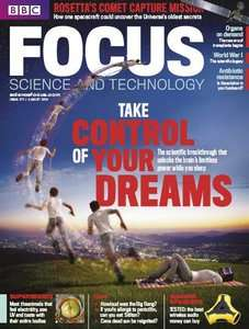 BBC Focus – Science & Technology – August 2014