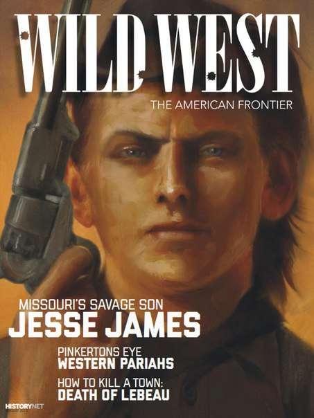 Wild West 2015 August