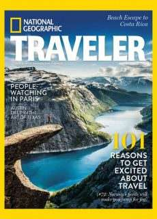 National Geographic Traveler – October 2015 USA
