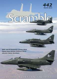Scramble – March 2016