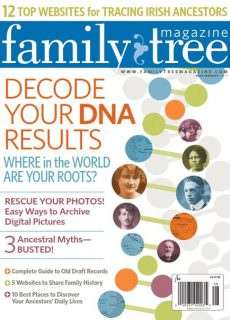 Family Tree Magazine – August 2015 USA