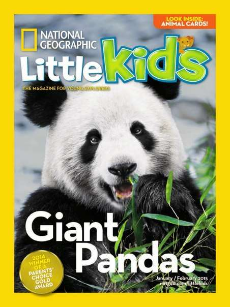 National Geographic Little Kids – January/February 2015