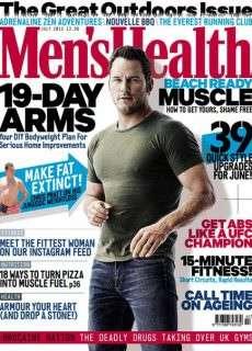 Men 39 s Health – July 2015 UK