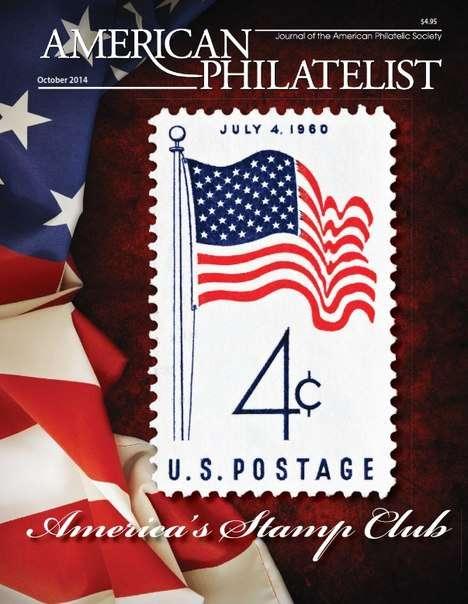 American Philatelist – October 2014