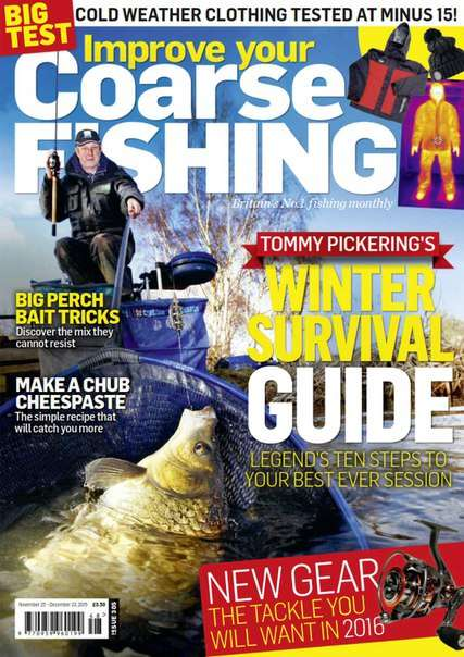 Improve Your Coarse Fishing – December 23 2015