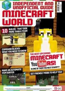 Minecraft World – Issue 11 2016