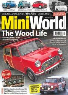 Mini World – April 2015