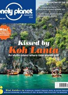 Lonely Planet Asia – May-June 2015