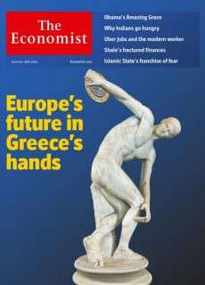 The Economist – 4TH J-10TH J 2015 .
