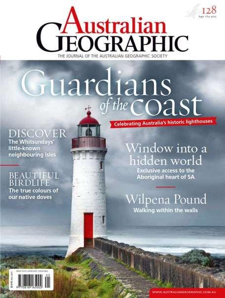 Australian Geographic – October 2015