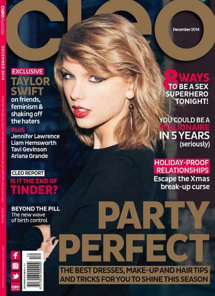 CLEO Magazine – December 2014 A – CLEO Magazine.