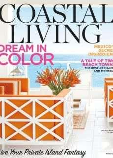Coastal Living – March 2015