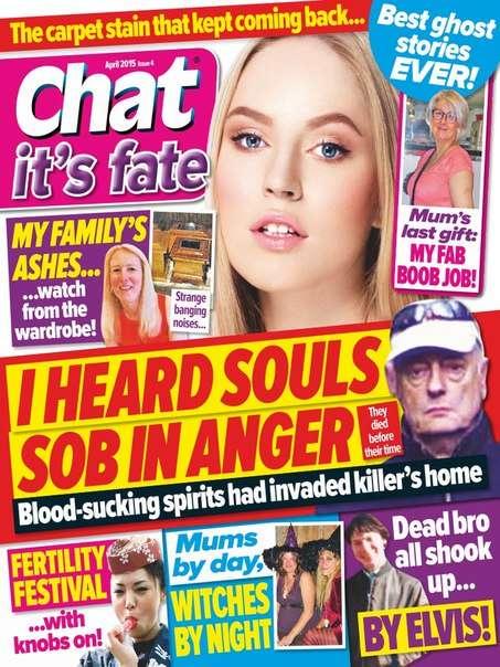 Chat It's Fate – April 2015