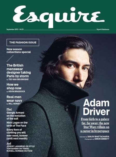 Esquire – September 2015 UK