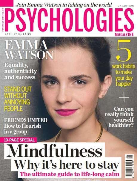 Psychologies UK – April 2016