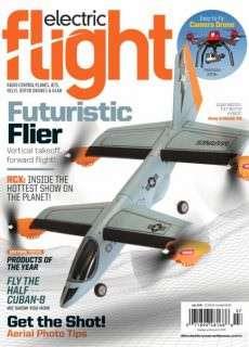 Electric Flight – July 2016