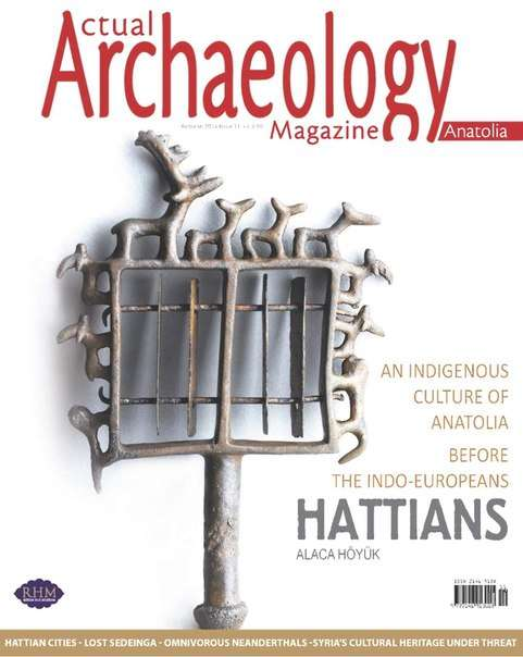 Actual Archaeology – November 2014
