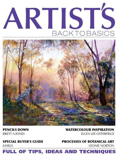 Artists Back to Basics – Issue 6 Volume 3 2016