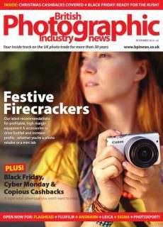 British Photographic Industry News – November 2015
