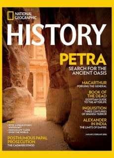 National Geographic History – January/February 2016