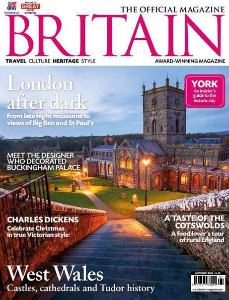 Britain – November-December 2016