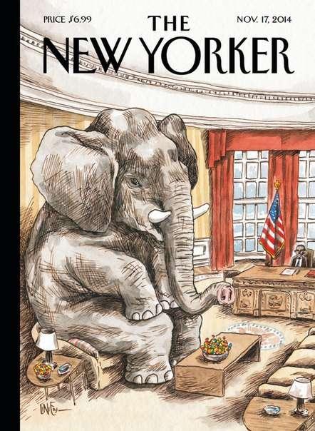 The New Yorker November 17 2014
