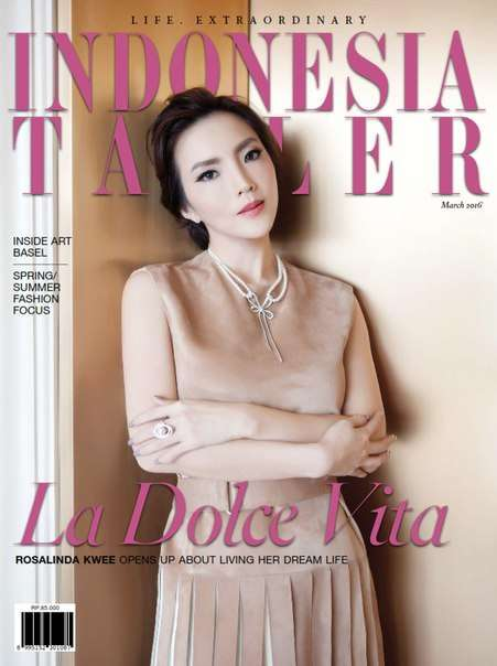 Indonesia Tatler – March 2016