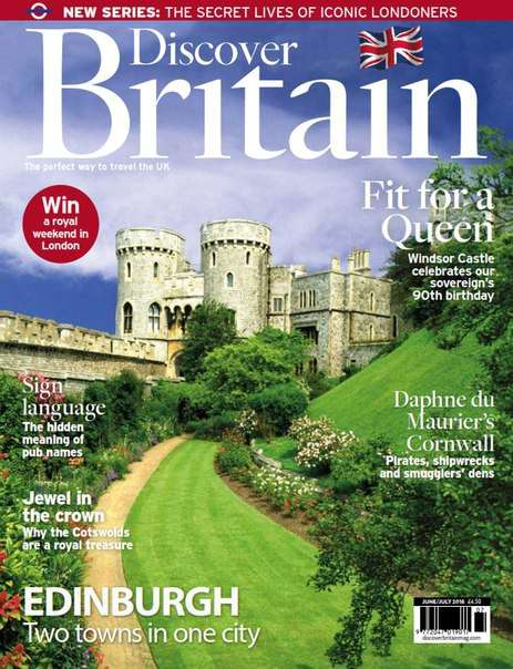 Discover Britain – July 2016 UK