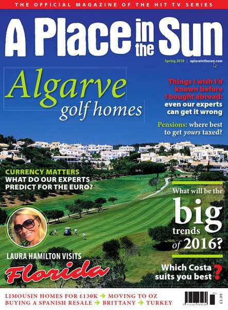 A Place in the Sun – Spring 2016