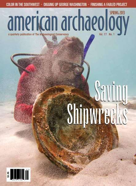 american archaeology – Spring 2013