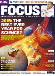 BBC Focus Science & Technology – Christmas 2015