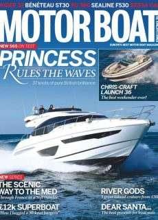 Motor Boat & Yachting – January 2016 UK