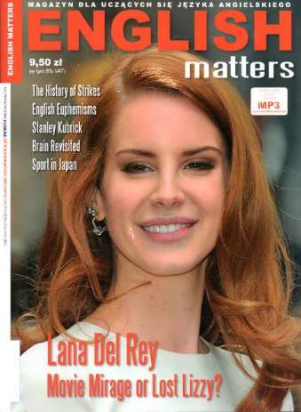English.Matters Number.39 – March/April 2013 Vocabulary