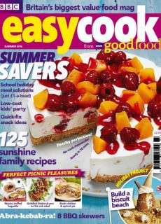 BBC Easy Cook UK – August 2016