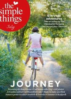 The Simple Things – July 2015 UK