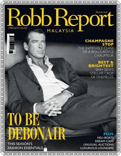 Robb Report MY – March 2016
