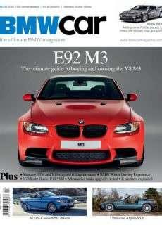 BMW Car – April 2015