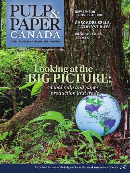 Pulp & Paper Canada – January/February 2015