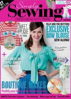 Simply Sewing, Issue 14