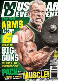 Muscular Development – April 2015