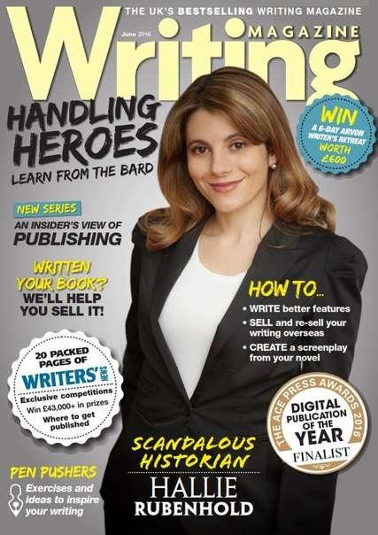Writing Mag – June 2016