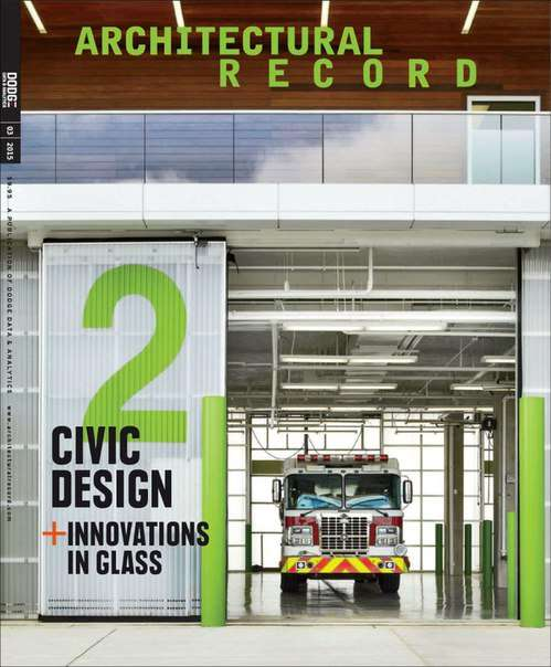 Architectural record – March 2015