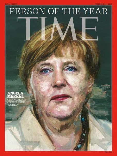 Time Magazine – December 21 2015