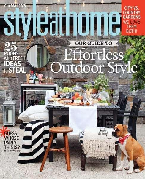 Style At Home – May 2015