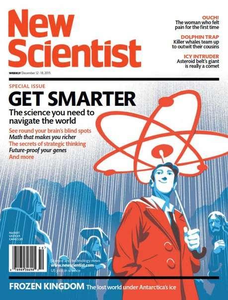 New Scientist – December 12 2015