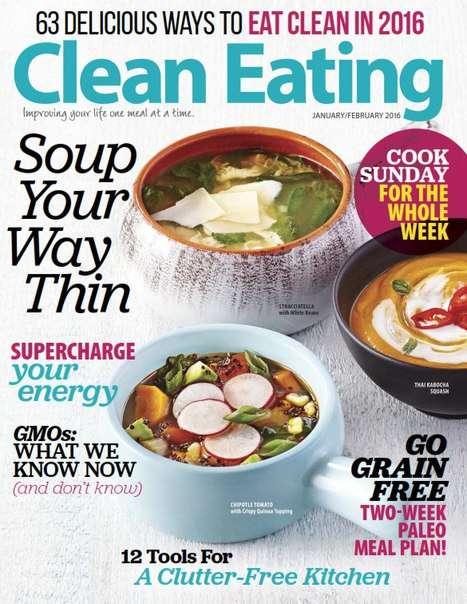 Clean Eating – February 2016