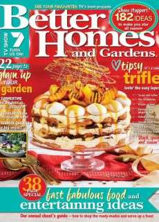 Better Homes and Gardens – January 2016