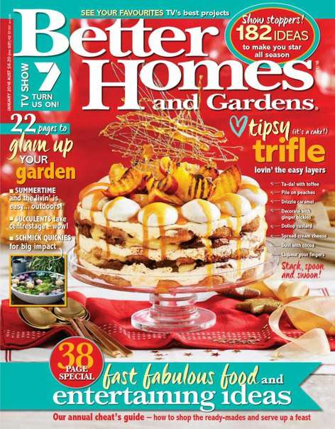 Download Better Homes And Gardens Usa March 2017 Pdf