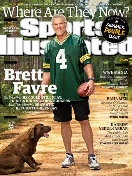 Sports Illustrated – July 6 2015 USA