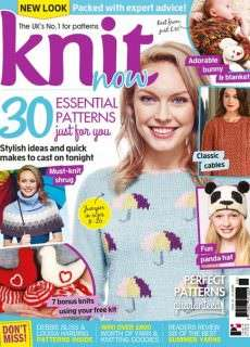 Knit Now – Issue 46